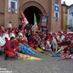 Festival della bandiera 2014, vincono gli sbandieratori di Asti