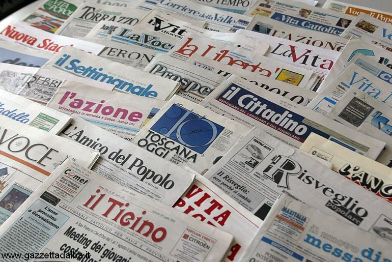 giornali vari 1