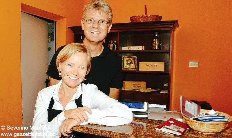 Ingrid e Reidar Gusdal