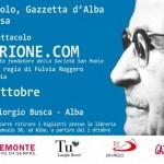 Don.Alberione.com, lo spettacolo dedicato all'apostolo dei mass media