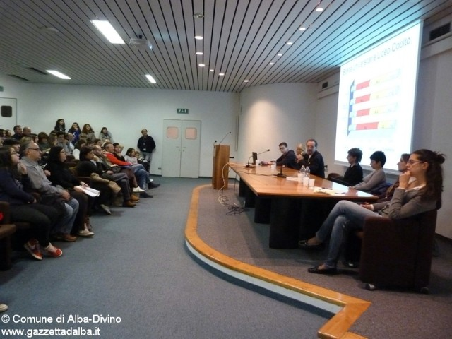 Salone orientamento 2014 GDivino 1