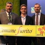 """Alba, primo premio al concorso nazionale """"Comuni fioriti"""""""