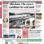 La copertina di Gazzetta d'Alba del 4 novembre 2014