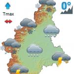 Meteo, piogge intense in Piemonte fino alla mattinata di mercoledì