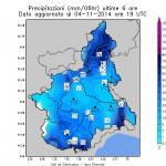 Maltempo in Piemonte: la situazione attuale e le prossime previsioni