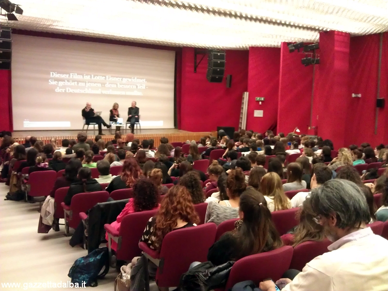 studenti incontrano Werner Herzog 1