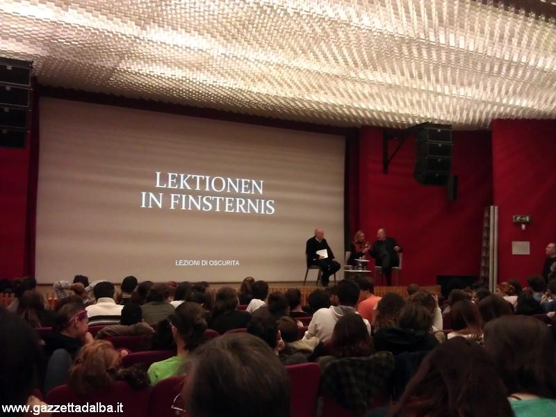 studenti incontrano Werner Herzog 2