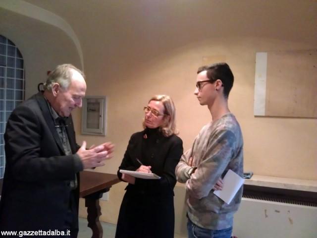 studenti incontrano Werner Herzog 3