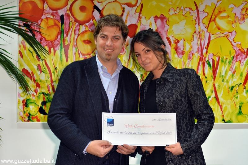 MIROGLIO_MAFED_Giuseppe Miroglio e Chiara Morgera