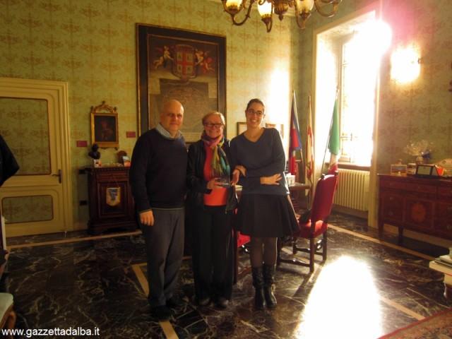Maurizio Marello, Inge Rosa Brunet, Anna Chiara Cavallotto