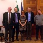 Delegazione cuneese dal ministro della salute Lorenzin
