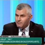 Mariano Rabino (Scelta civica) rinuncia al vitalizio da ex consigliere regionale