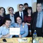 Fuori dall'euro: i 5 stelle raccolgono le firme