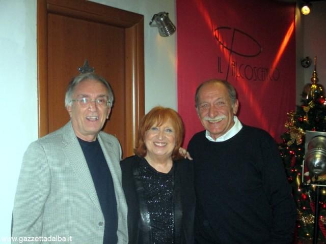 Mario Viberti Margherita Fumero Giorgio Serra 1