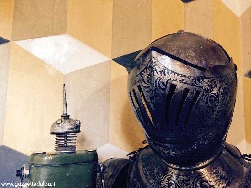 Metalli a confronto castello di Monticello