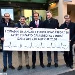 Sanità: l'emodinamica di Alba potrebbe funzionare senza stop, ma la Regione non dà il via libera
