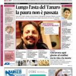 La copertina di Gazzetta d'Alba del 20 gennaio 2015