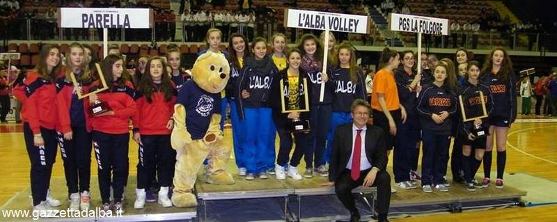lalba volley torneo biella 2