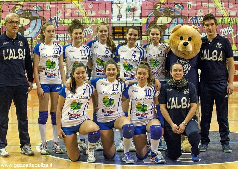 lalba volley torneo biella 4