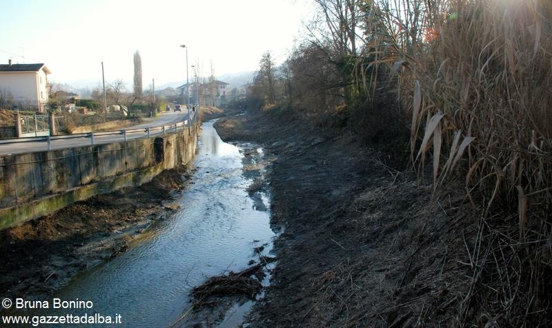 torrente Cherasca dopo