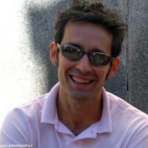 L'allenatore Fabio Amandola.