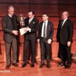 Alberto Cirio è lo Sportivo piemontese del 2014