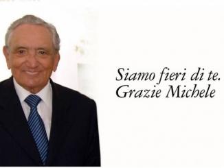 Le parole della signora Maria Franca nel terzo anniversario della morte di Michele Ferrero