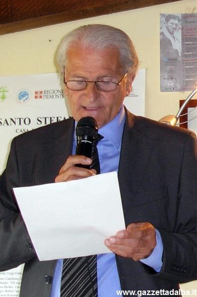 Alla casa natale di Pavese l'omaggio al professor Luigi Gatti