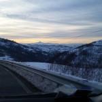 Meteo, raffiche di vento a oltre 100 km/h e sabato neve a quote basse