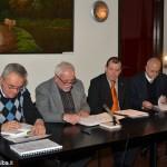 I soci della Famija albéisa pronti per l'assemblea del 26 marzo