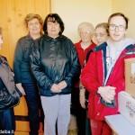 La Caritas di Castagnito aiuta 100 famiglie ogni mese