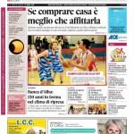 La copertina di Gazzetta d'Alba del 17 marzo 2015