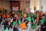 le votazioni della giuria scolastica