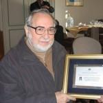 È morto padre Ettore, frate-scienziato direttore onorario del Craveri di Bra