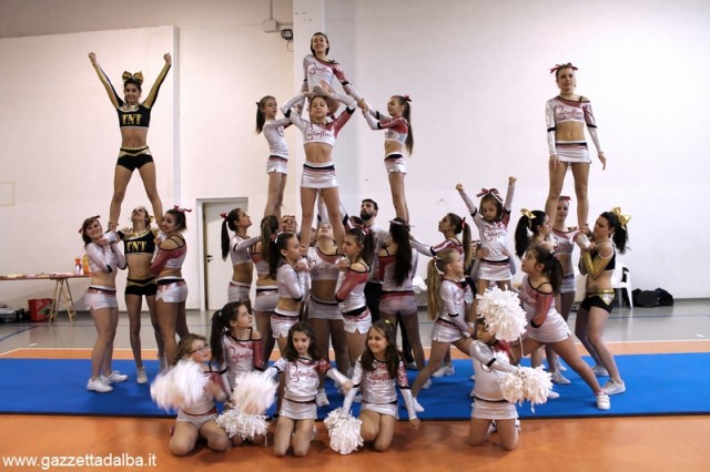 rdr cheerleading