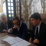 Frane: il viceministro Olivero ha incontrato il Sindaco di Novello