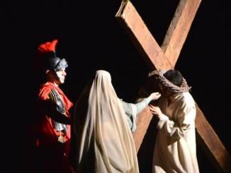 Via crucis viventi a Macellai di Pocapaglia e Sanfrè