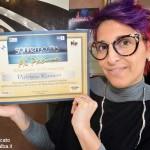 Patrizia, parrucchiera roerina, protagonista al Festival di Sanremo