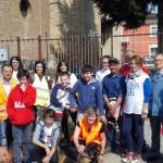 25 volontari per la pulizia di Piobesi