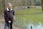 Scarsi e laghetto  oasi san Nicolao 3