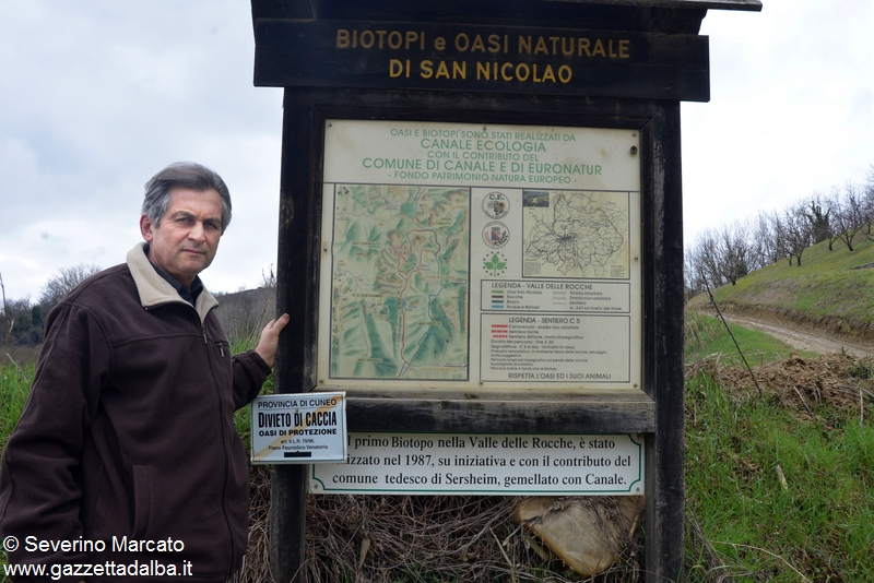 Progetti di parco a san nicolao di canale for Passi per l acquisto di terreni e la costruzione di una casa