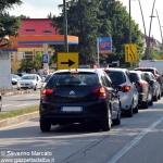 Modifiche alla viabilità: senso unico alternato in corso Asti