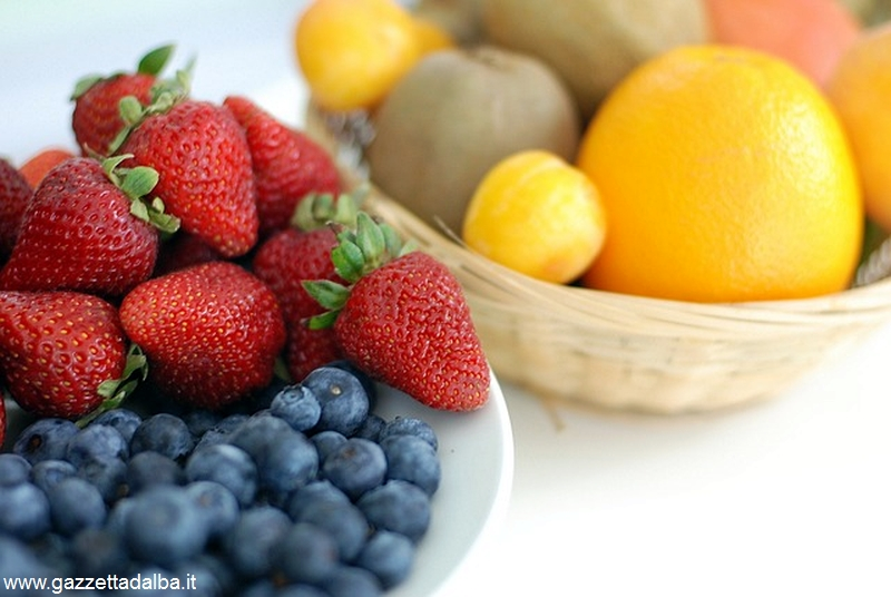 Una App per ricevere a casa frutta e verdura