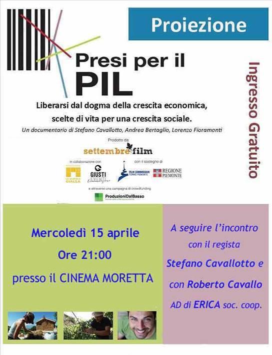 locandina cinema moretta