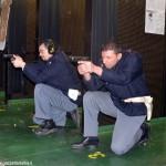 Torneo di tiro con la pistola della Polizia di Cuneo