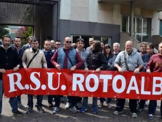 Crac Rotoalba: curatela fallimentare esclusa dal processo
