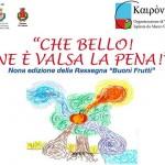 Buoni frutti: i lavori di 70 classi in mostra con Kairòn
