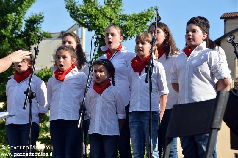 I concerti di Crome in piazza Pertinace