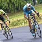 Ottimo Giro d'Italia per Diego Rosa, che chiude in 23.a posizione