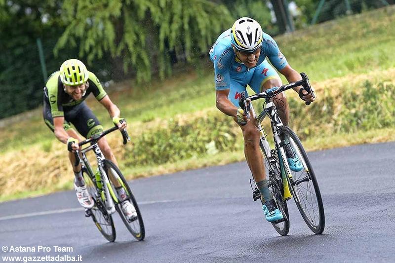 Giovedì il Gran Piemonte con partenza in Langa